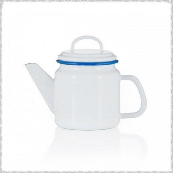 Чайник 1л белый